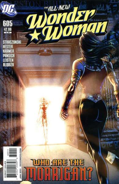 Wonder Woman #605 Comic Books - Covers, Scans, Photos  in Wonder Woman Comic Books - Covers, Scans, Gallery