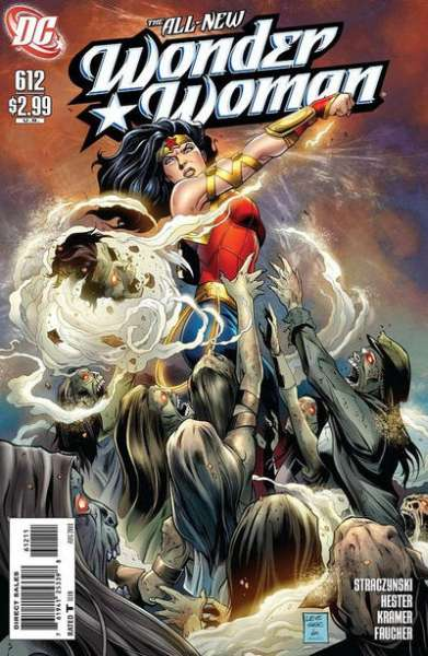 Wonder Woman #612 Comic Books - Covers, Scans, Photos  in Wonder Woman Comic Books - Covers, Scans, Gallery