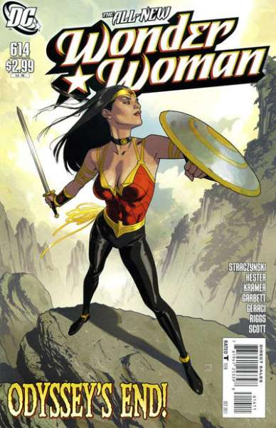 Wonder Woman #614 comic books for sale
