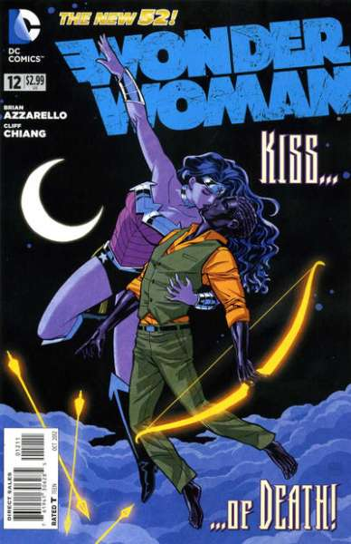 Wonder Woman #12 comic books for sale