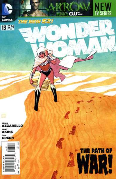 Wonder Woman #13 Comic Books - Covers, Scans, Photos  in Wonder Woman Comic Books - Covers, Scans, Gallery