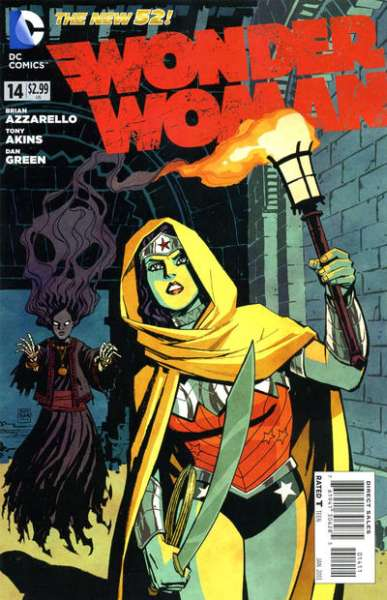 Wonder Woman #14 Comic Books - Covers, Scans, Photos  in Wonder Woman Comic Books - Covers, Scans, Gallery