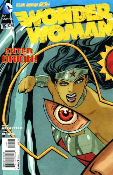 Wonder Woman #15 Comic Books - Covers, Scans, Photos  in Wonder Woman Comic Books - Covers, Scans, Gallery