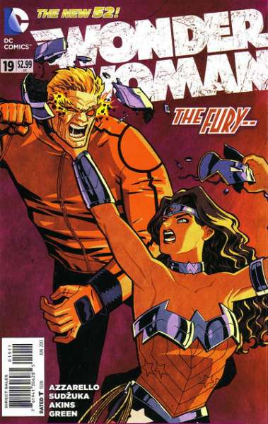 Wonder Woman #19 Comic Books - Covers, Scans, Photos  in Wonder Woman Comic Books - Covers, Scans, Gallery