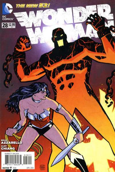 Wonder Woman #28 Comic Books - Covers, Scans, Photos  in Wonder Woman Comic Books - Covers, Scans, Gallery