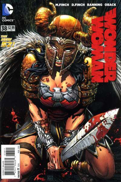 Wonder Woman #38 comic books for sale