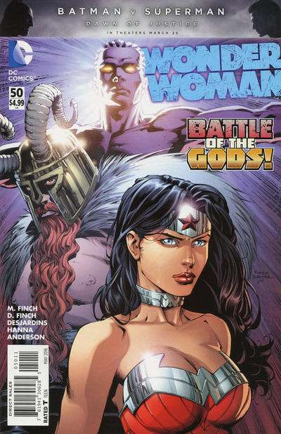 Wonder Woman #50 comic books for sale
