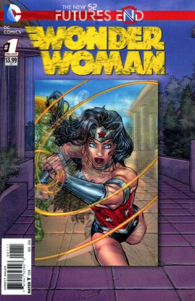 Wonder Woman: Futures End Comic Books. Wonder Woman: Futures End Comics.