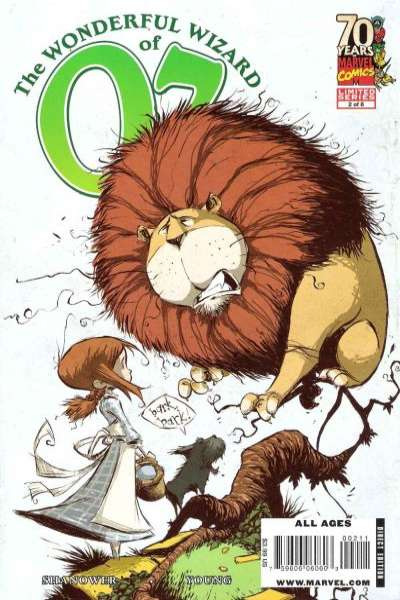 Wonderful Wizard of Oz #2 Comic Books - Covers, Scans, Photos  in Wonderful Wizard of Oz Comic Books - Covers, Scans, Gallery