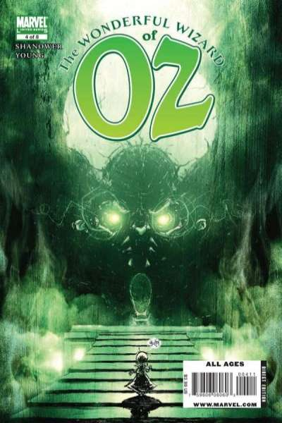 Wonderful Wizard of Oz #4 comic books - cover scans photos Wonderful Wizard of Oz #4 comic books - covers, picture gallery