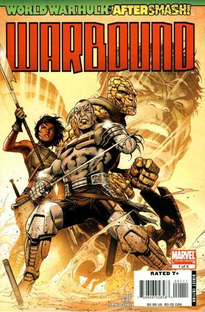 World War Hulk Aftersmash: Warbound Comic Books. World War Hulk Aftersmash: Warbound Comics.