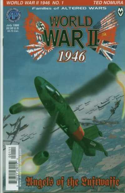 World War II: 1946 comic books