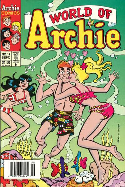World of Archie #11 Comic Books - Covers, Scans, Photos  in World of Archie Comic Books - Covers, Scans, Gallery