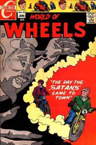 World of Wheels #26 comic books for sale