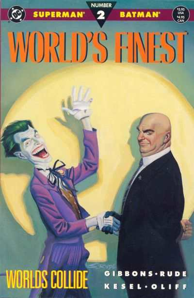World's Finest #2 comic books - cover scans photos World's Finest #2 comic books - covers, picture gallery