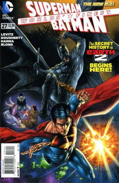 Worlds' Finest #27 comic books for sale