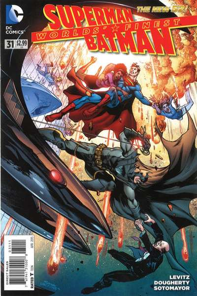 Worlds' Finest #31 comic books for sale
