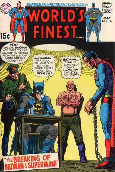 Worlds Finest Comics Comic Books For Sale Buy Old At NewKadia