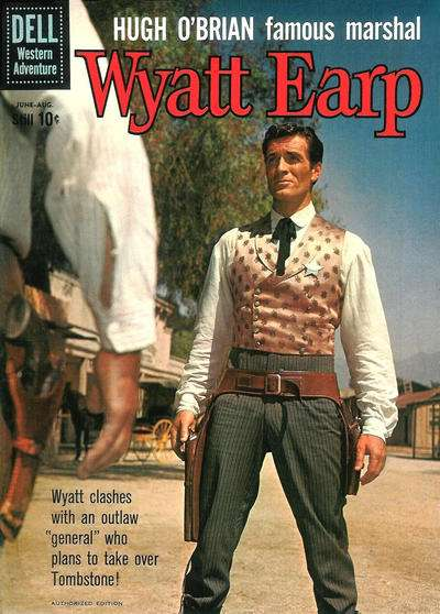 Wyatt Earp #11 comic books for sale