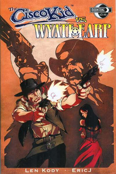 Wyatt Earp vs. the Cisco Kid #1 comic books for sale