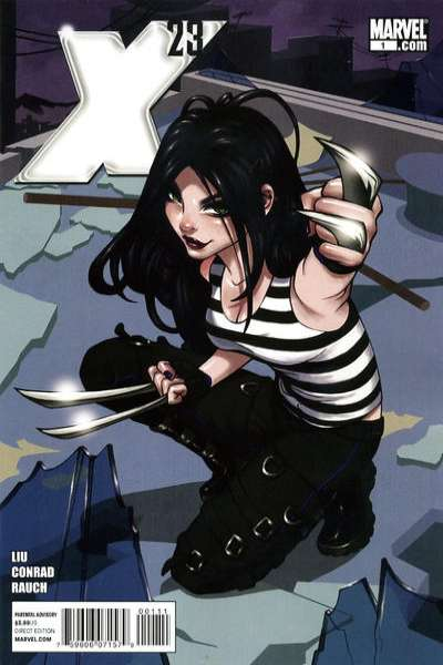 X-23 #1 Comic Books - Covers, Scans, Photos  in X-23 Comic Books - Covers, Scans, Gallery