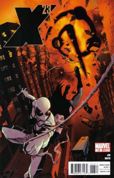 X-23 #13 Comic Books - Covers, Scans, Photos  in X-23 Comic Books - Covers, Scans, Gallery