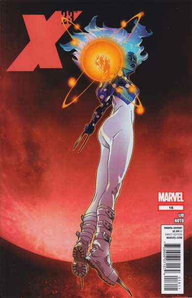 X-23 #16 Comic Books - Covers, Scans, Photos  in X-23 Comic Books - Covers, Scans, Gallery