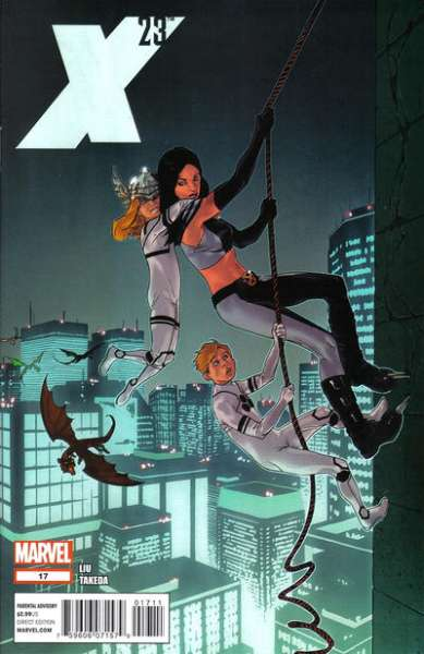 X-23 #17 Comic Books - Covers, Scans, Photos  in X-23 Comic Books - Covers, Scans, Gallery