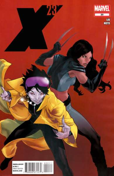 X-23 #20 Comic Books - Covers, Scans, Photos  in X-23 Comic Books - Covers, Scans, Gallery
