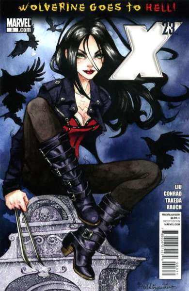 X-23 #3 Comic Books - Covers, Scans, Photos  in X-23 Comic Books - Covers, Scans, Gallery