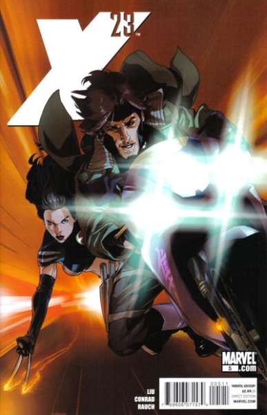 X-23 #5 Comic Books - Covers, Scans, Photos  in X-23 Comic Books - Covers, Scans, Gallery