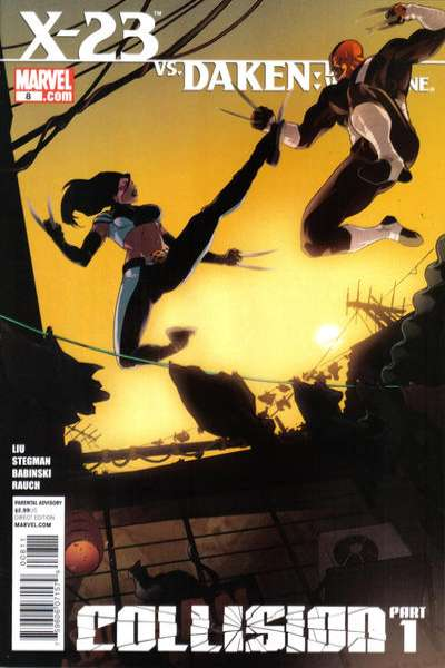X-23 #8 Comic Books - Covers, Scans, Photos  in X-23 Comic Books - Covers, Scans, Gallery