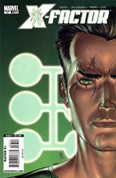 X-Factor #37 comic books for sale