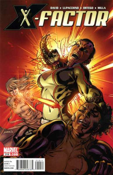 X-Factor #219 Comic Books - Covers, Scans, Photos  in X-Factor Comic Books - Covers, Scans, Gallery