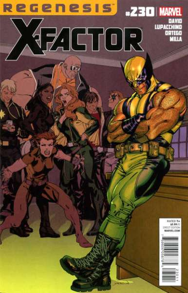 X-Factor #230 Comic Books - Covers, Scans, Photos  in X-Factor Comic Books - Covers, Scans, Gallery
