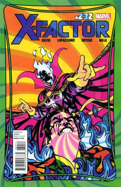 X-Factor #232 Comic Books - Covers, Scans, Photos  in X-Factor Comic Books - Covers, Scans, Gallery
