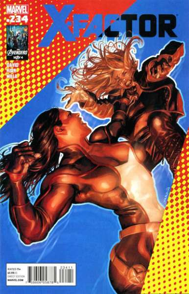 X-Factor #234 Comic Books - Covers, Scans, Photos  in X-Factor Comic Books - Covers, Scans, Gallery