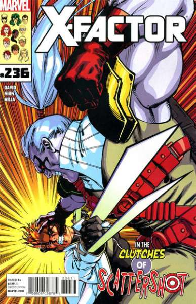 X-Factor #236 Comic Books - Covers, Scans, Photos  in X-Factor Comic Books - Covers, Scans, Gallery