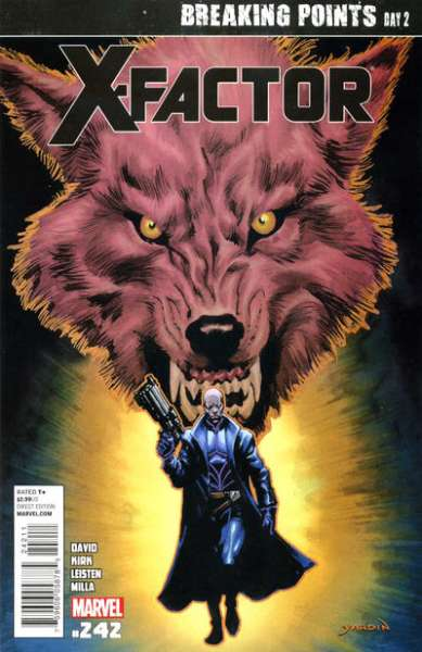 X-Factor #242 Comic Books - Covers, Scans, Photos  in X-Factor Comic Books - Covers, Scans, Gallery
