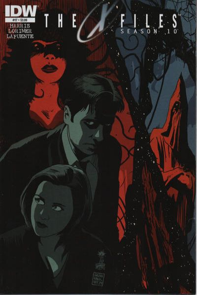 X-Files: Season 10 #17 comic books for sale