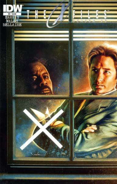 X-Files: Season 10 #8 comic books for sale