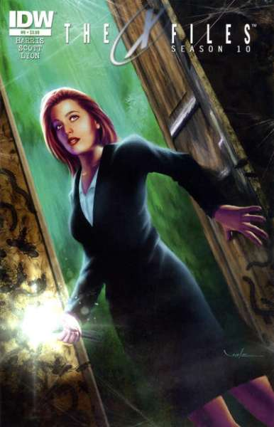 X-Files: Season 10 #9 comic books for sale