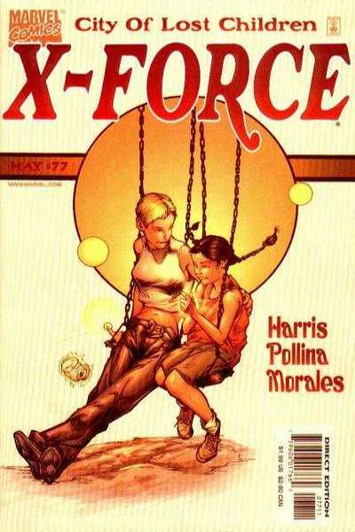X-Force #77 comic books for sale