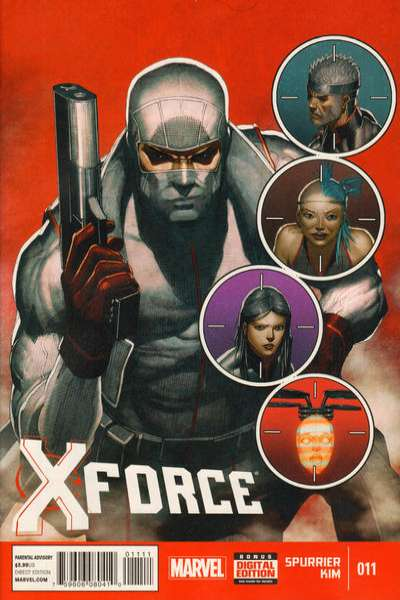 X-Force #11 comic books for sale
