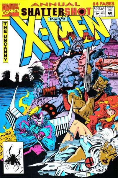 X-Men #16 cheap bargain discounted comic books X-Men #16 comic books