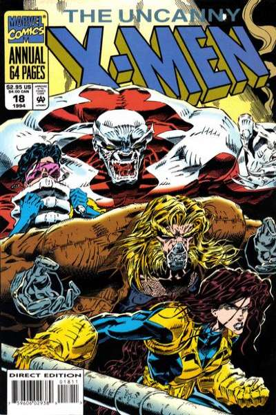 X-Men #18 comic books for sale