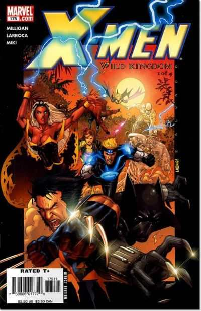 X-Men #175 comic books - cover scans photos X-Men #175 comic books - covers, picture gallery
