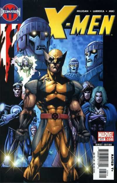 X-Men #177 Comic Books - Covers, Scans, Photos  in X-Men Comic Books - Covers, Scans, Gallery