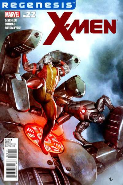 X-Men #22 Comic Books - Covers, Scans, Photos  in X-Men Comic Books - Covers, Scans, Gallery