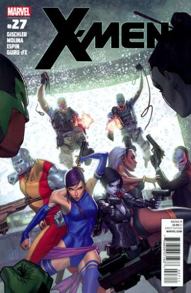 X-Men #27 comic books - cover scans photos X-Men #27 comic books - covers, picture gallery
